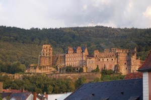 Heidelberg castle, germany image