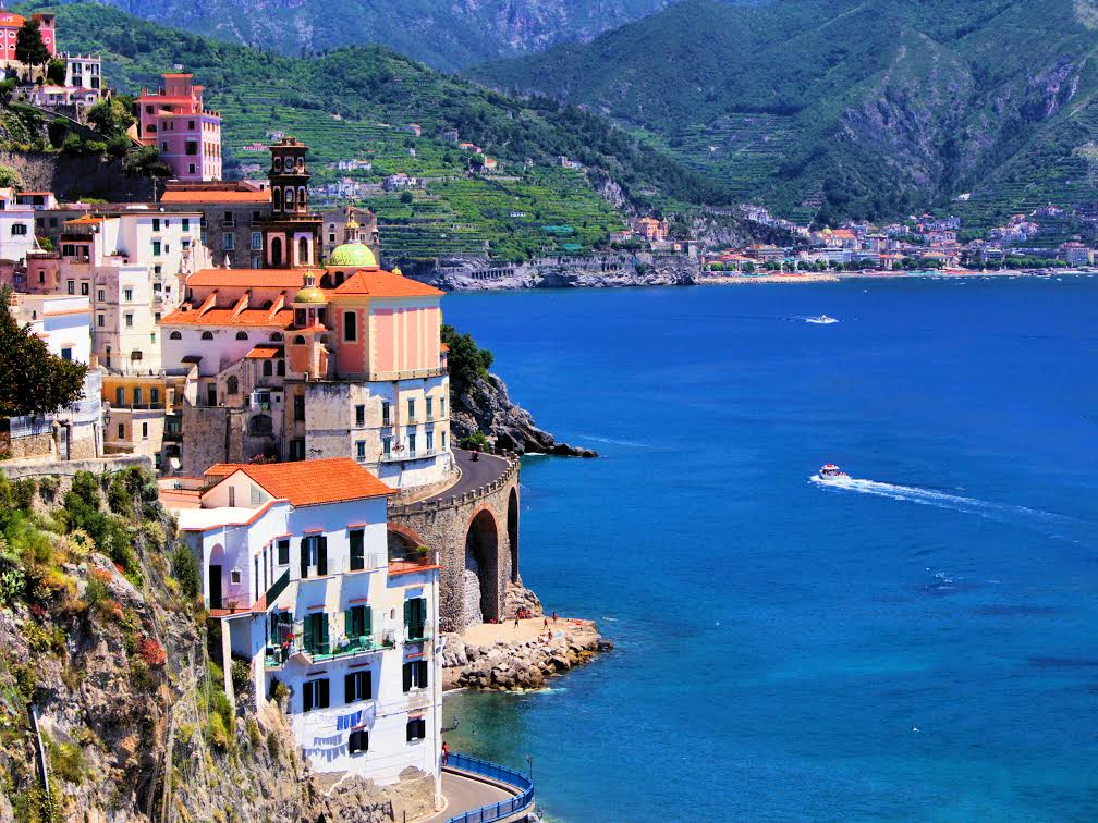 Want to see the amalfi coast affordable italian vacations for The italian