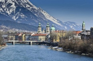 Innsbruck Affordable European Vacations