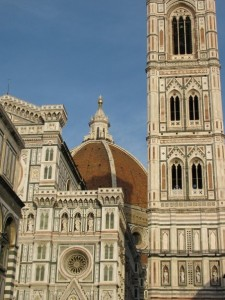 Famous Chirches in Europe: Florence