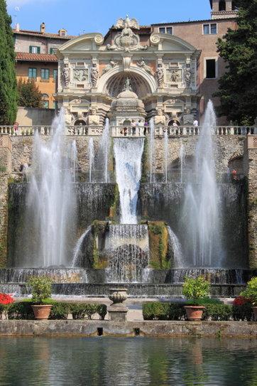 Tivoli Villa Adriana Villa d'Este