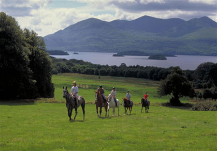 killarney-horseback-ride