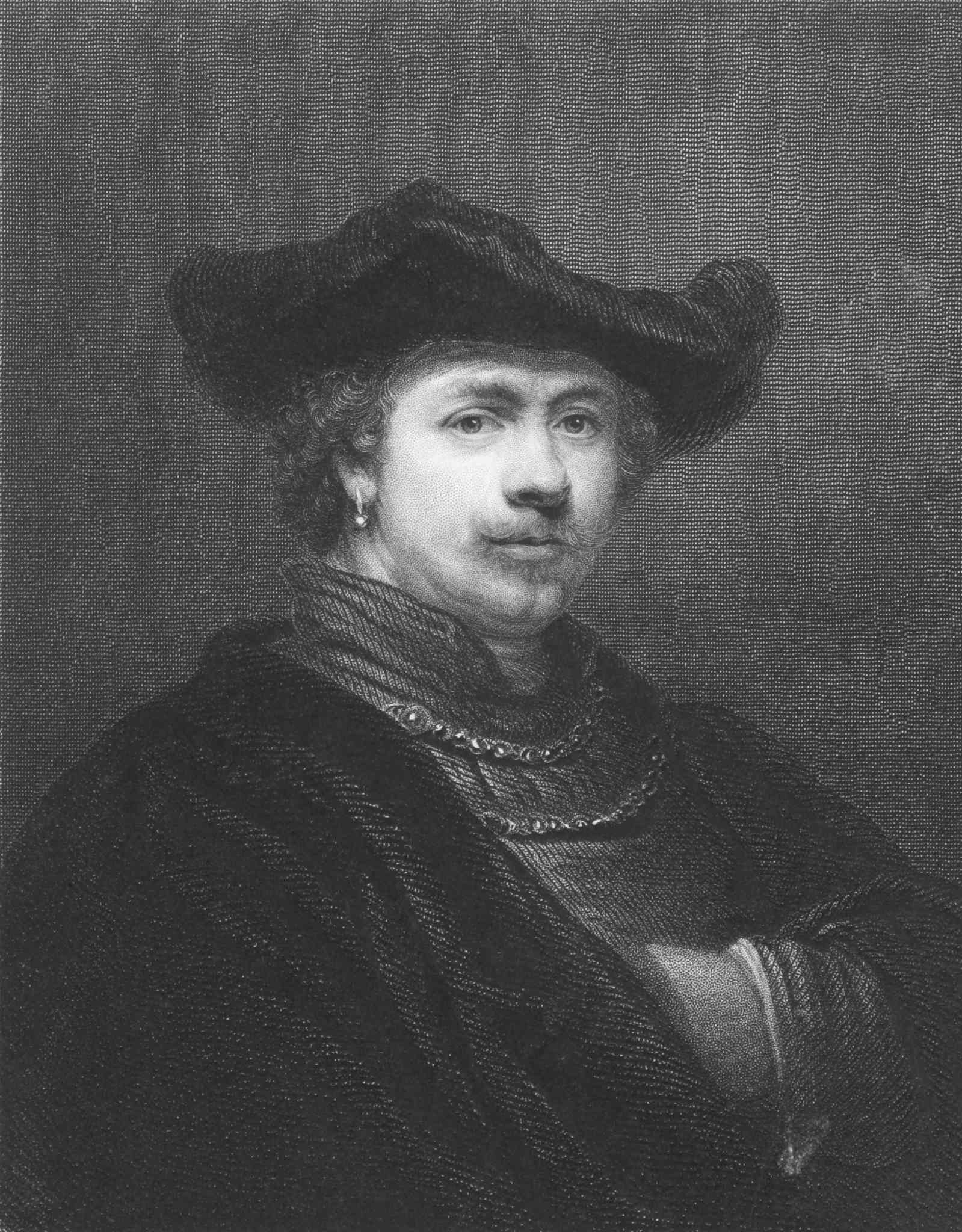 a biography of the renowned artist known as rembrandt van rijn Rembrandt was born in leiden, holland, on july 15, 1606 as the ninth of 10 children born to harmen gerritzsoon van rijn, a wealthy and prosperous miller, and neeltgen willemsdochter van zuytbrouck, the daughter of a baker.