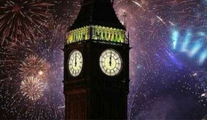 Celebrate New Year S Eve In London