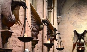 Explore the Great Hall of Hogwarts with AESU!