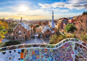 Take a tour, and discover four of the most fascinating pieces of Gaudi architecture in Barcelona!