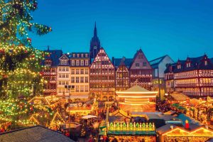 Let's explore the famous German Christmas markets!