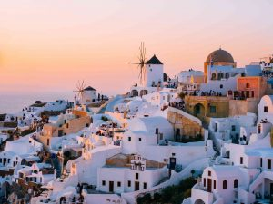 Book your trip to Greece with AESU!