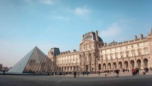 Visit the Louvre with AESU!