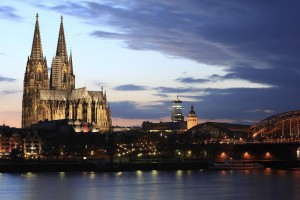 Vacation Germany Cologne Cathedral