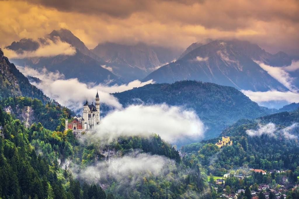 Neuschwanstein Castle Affordable German Vacations