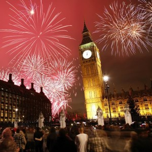 New Years Eve London Affordable Vacation