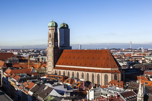 Churches Munich Germany