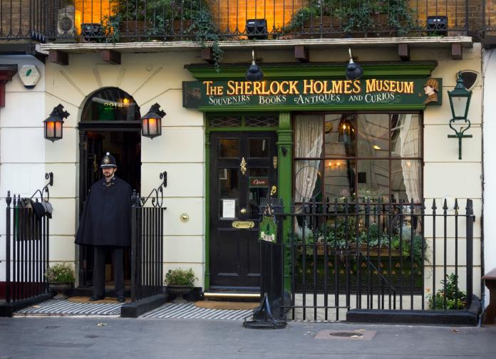 Was sherlock holmes a model of victorian england - Casa de sherlock holmes ...