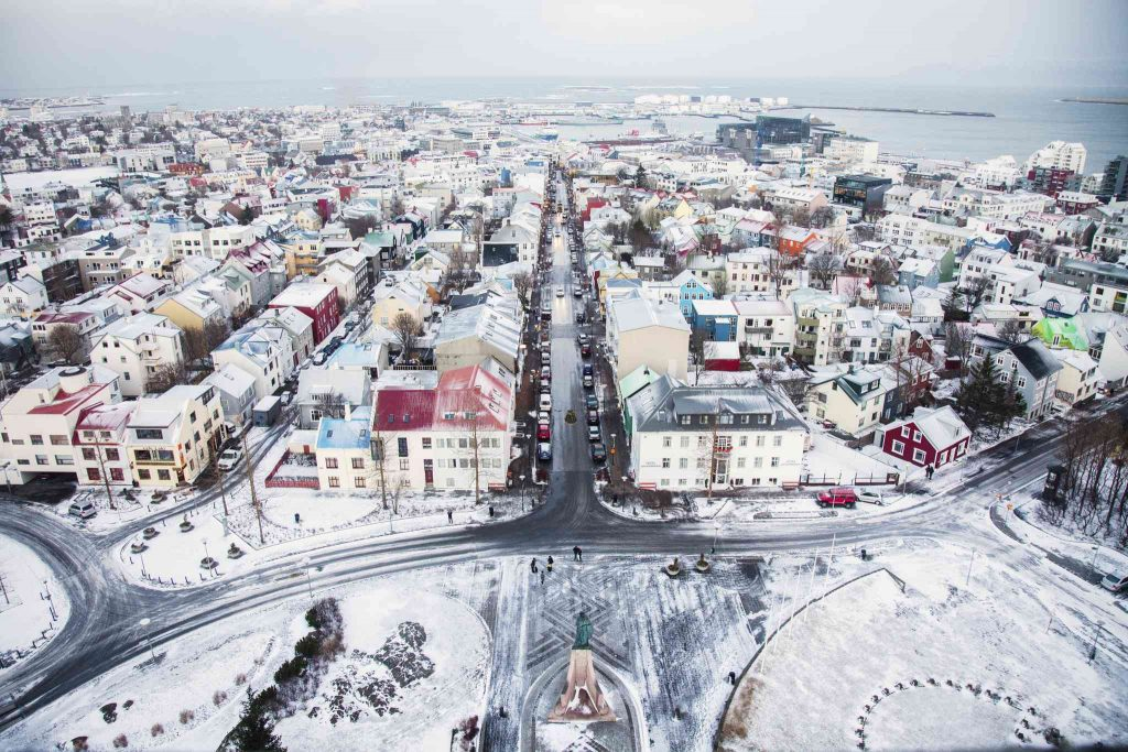 merry christmas from iceland - Merry Christmas In Icelandic