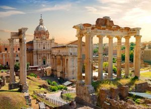 Experience the Roman Forum with AESU!