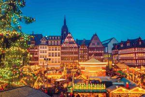 Let's explore the famous German Christmas markets!