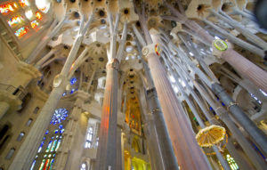No trip to Barcelona is complete without a tour of La Sagrada Familia!