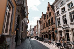 the city of Bruges is one of Europe's most picturesque destinations.