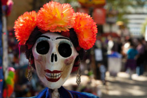 El Día de los Muertos is well-known in the Central and South regions of Mexico, but people of Mexican heritage celebrate the festival throughout the world!