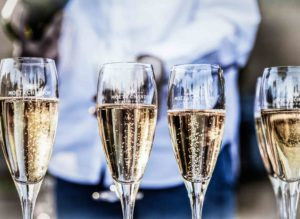 Read on to discover a brief (but bubbly) history of champagne!