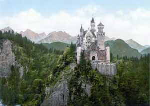 Tour the Neuschwanstein Castle on Germany's Romantic Road!