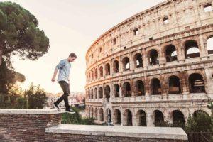 Explore Rome during springtime!