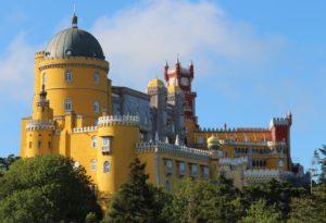 Explore Sintra with AESU!