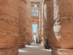 Discover the Karnak Temple in Luxor, Egypt!