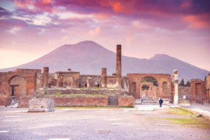 Explore Pompeii with AESU!