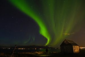 Where & When to Catch a Glimpse of the Northern Lights