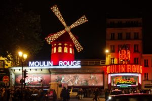 The History of the Moulin Rouge