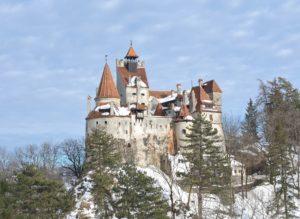 Europe's Haunted Castles