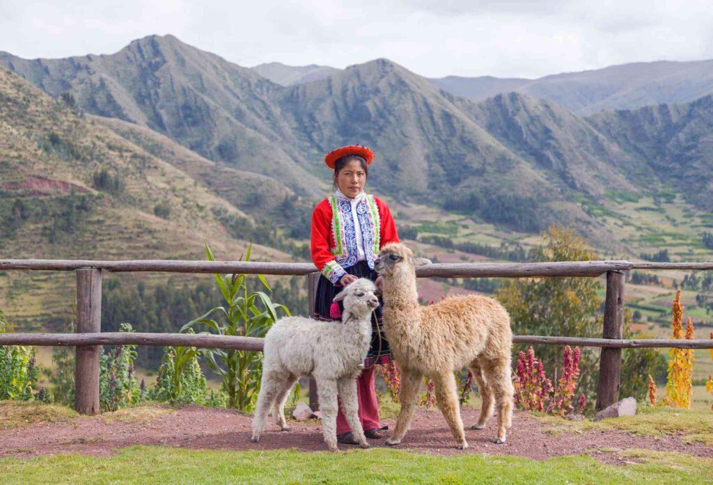 Flora and Fauna of Peru