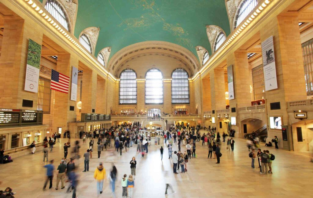 Train Stations Around the World