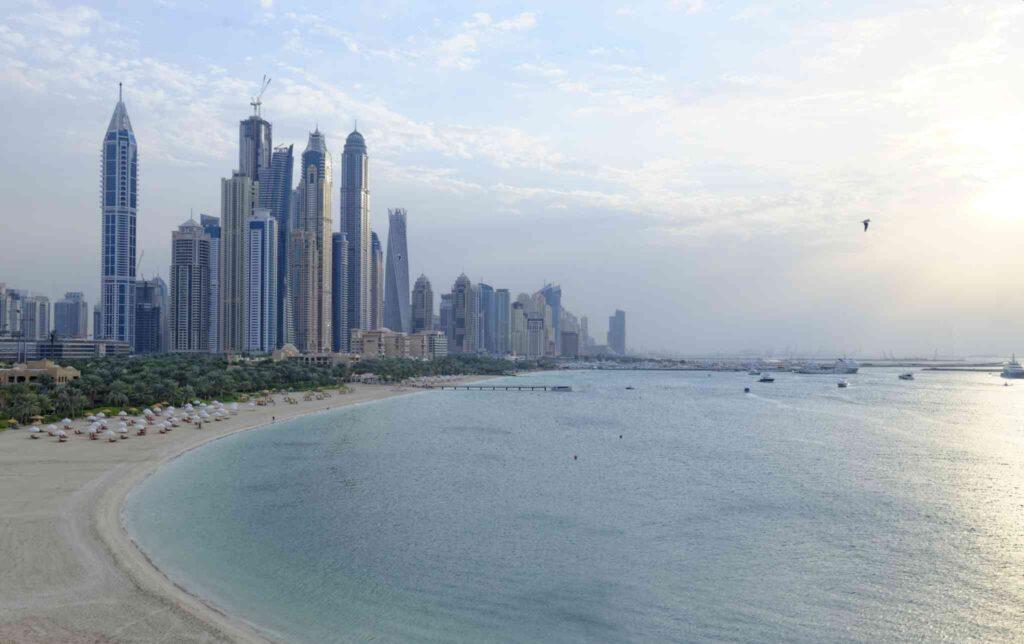 Beaches of Dubai
