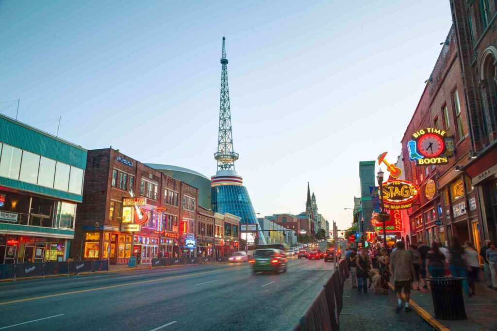 Nashville, Downtown