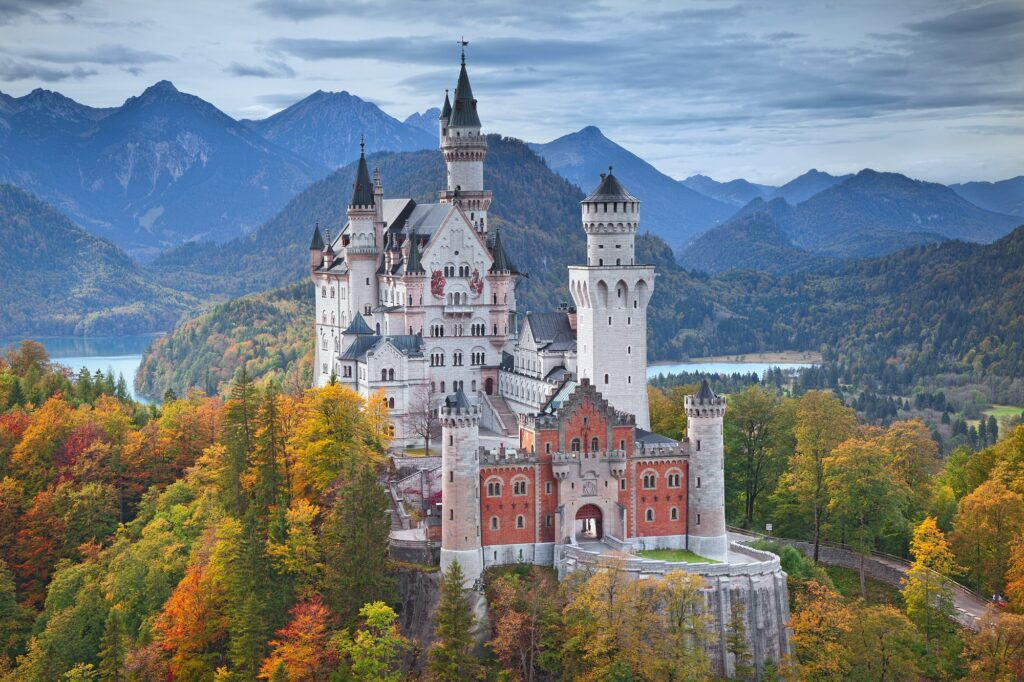 Disney Castles Come to Life in Europe