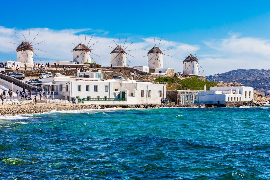 Greek Islands Tour