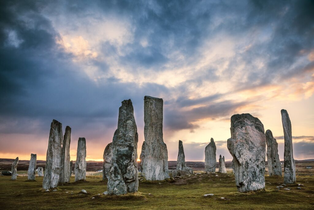 Callanish Stone Circle, Stone Circles in Britain and Ireland